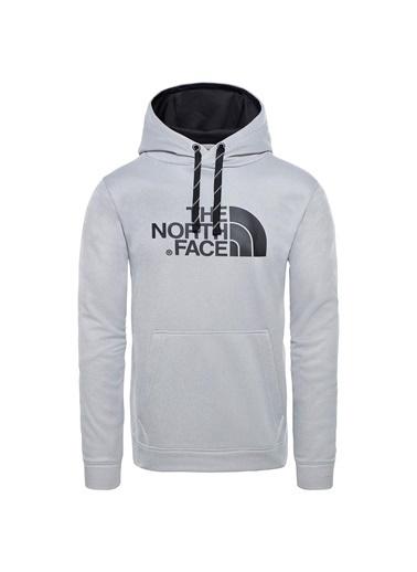 The North Face Erkek Surgent Hoodıe-Swetşört Eu Nf0A2Xl8Dyx1 Gri